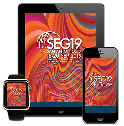 SEG Events Mobile App