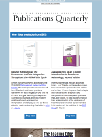 Publications Quarterly eNewsletter